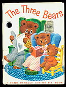 'The Three Bears' Rand McNally Book