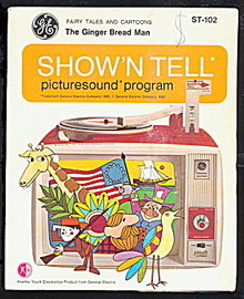 "1964 Show'n Tell ""Ginger Bread"" GE Record"