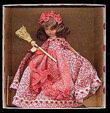 Nancy Ann 'Saturday's Child' 185  Doll in Box