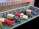 5 Solido L'Age D'Or Trucks Mint in Box