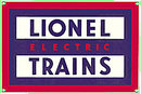 Vintage Lionel Trains Enamel Pinback