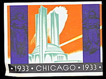 1933-1934 Fair Century of Progress Program