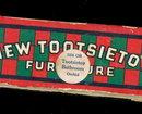 1920s Tootsietoy Dollhouse #508 Bathroom Set in Box