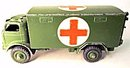 Dinky 626 Military Ambulance