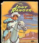 1957 'The Lone Ranger - Desert Storm' Whitman Book