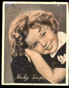 1950s Shirley Temple 8