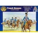 Italeri French Hussars Soldier - Napoleonic War, #6008
