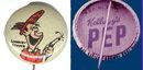 1945 Kelloggs Smokey Stover; PEP Pinback