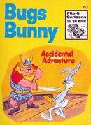 Warner Bros. Bugs Bunny Accidental Adventure Little Book