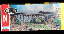 Heljan N Scale Bridge Kit Mint in Box