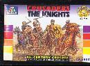 Italeri Crusaders The Knights Mint in Box