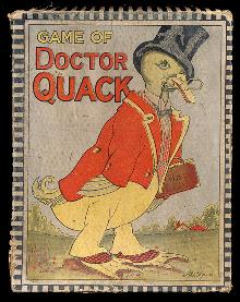 1910 Game of Doctor Quack