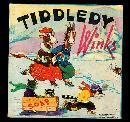 1920s Milton Bradley 'Tiddledy Winks' Game