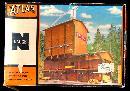 Atlas N Scale Lumber Mill Kit Mint in Box