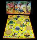 1975 Race to Pooh Corner Board Game - Walt Disney