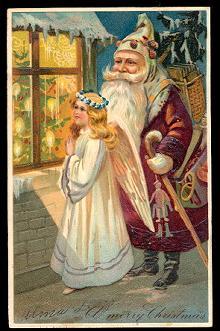 PFB Santa Claus/Father Christmas 1908 Postcard