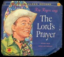 1958 Roy Rogers/Dale Evans The Lords Prayer Record