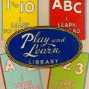1938 Play & Learn Library Activity Set
