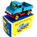 1960s Matchbox No 49 Unimog in Box