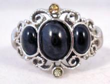 Vintage 'Midnight Splendor' AVON Ladies Ring