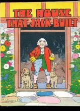 1915 'The House That Jack Built' Childrens Book