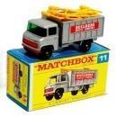 1960s Matchbox No 11 Scaffolding Truck in Box
