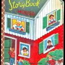 1957 StoryBook House Childrens Bonnie Book