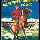1941 The Northwest Mounted Police Book