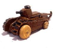 Barclay V156 Renault Military Tank