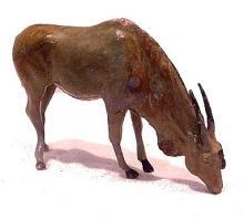 1930s Britains 923 Eland Deer in Lead