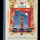 1932 'Aida' Metropolitan Opera Book