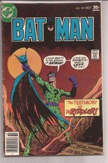 batman no 292