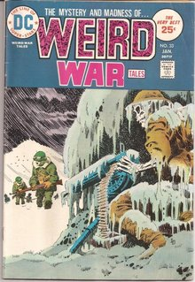 weird war no 33