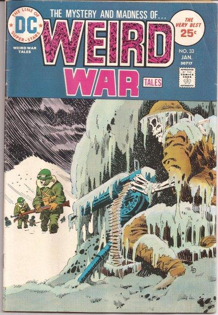 weird war no 33