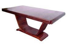 20.1435 Stylish Rosewood Art Deco Table c. 1920
