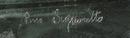 81.4320 Elegant Glass Manta Ray c. 1980