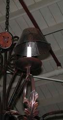 55.5591 Large Cast Iron Chandelier