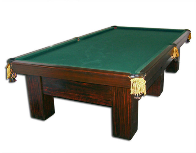80.4493 Brunswick Art Deco Billiard Table