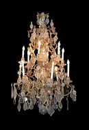 56.614 Elegant Eary 19th C. Crystal Chandelier c. 1800