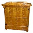 10.6275 Biedermeier Style Antique Desk