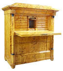 10.6275 Biedermeier Style Antique Desk