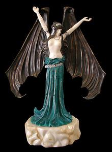 6367 Art Deco Sculpture