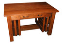 11.4850 Charming Oak Mission Table