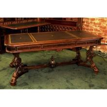 12.7210 19th C. American Victorian Library Table