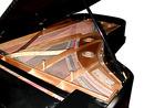 79.3592 Antique Black Knabe Concert Grand Piano
