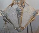6826 Stunning Art Deco Lorrain Chandelier