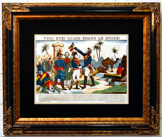 6893 Napoleon Print -