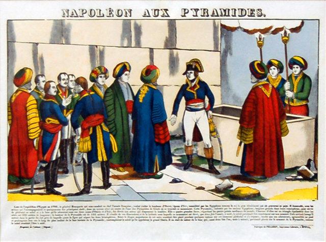 6894 Napoleon Print -