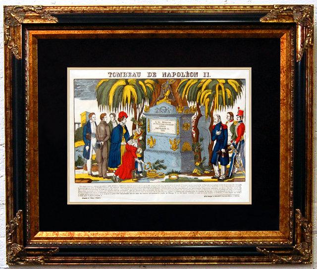 6896 Napoleon Print -