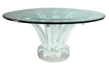 5286 Cactus Table by Lalique of France